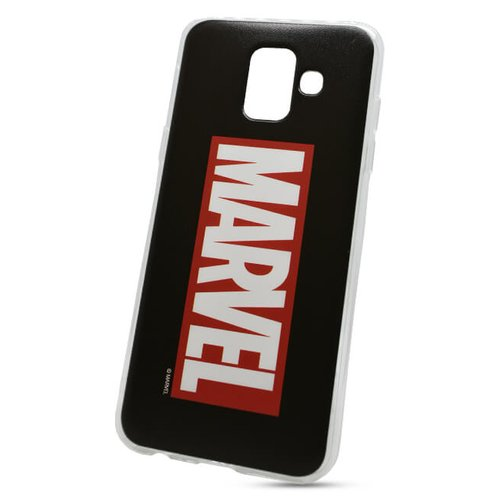 Puzdro Marvel TPU Samsung Galaxy A6 A600 Marvel vzor 001 (licencia)