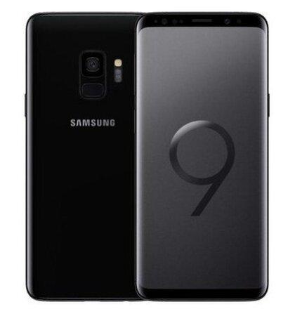 Samsung Galaxy S9 G960F 64GB Dual SIM Midnight black Čierny - Trieda A