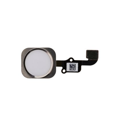 iPhone 6 4.7/Plus 5.5 Home Button Silver
