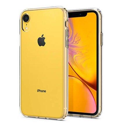 Spigen Liquid Crystal Glitter iPhone XR - clear