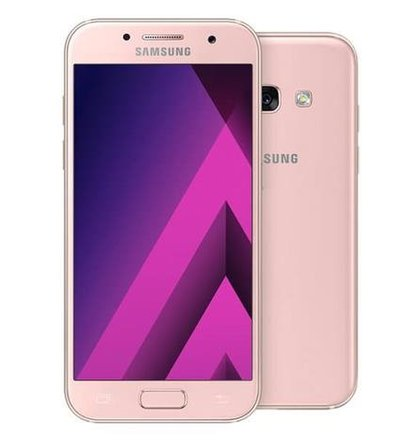 Samsung Galaxy A5 2017 A520F Peach Cloud - Trieda A