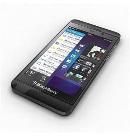 BlackBerry Z10 Čierny