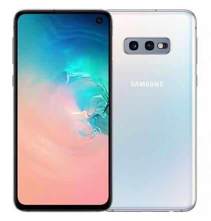 Samsung Galaxy S10e 6GB/128GB G970 Dual SIM, Biela - SK distribúcia