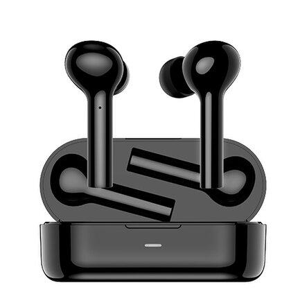 USAMS LA Dual Bluetooth Stereo Headset Black (EU Blister)