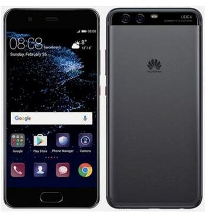Huawei P10 Single SIM 4GB/64GB Graphite Black - Trieda A