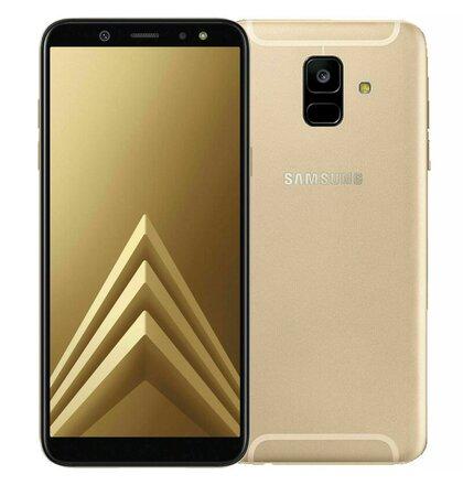 Samsung Galaxy A6 A600 Dual SIM, Zlatý - SK distribúcia