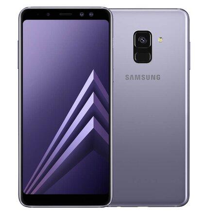 Samsung Galaxy A8 2018 A530 Dual SIM, Fialový - SK distribúcia