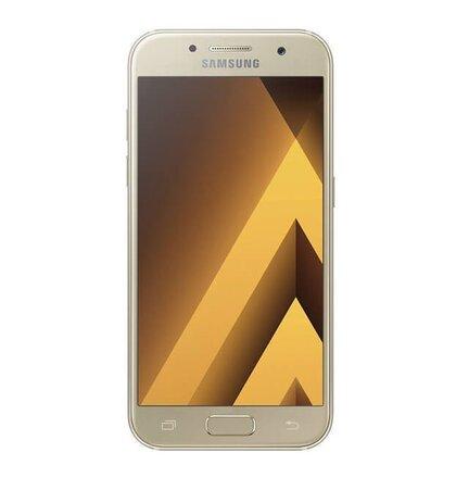 Samsung Galaxy A3 2017 Zlatý - vystavené/použité