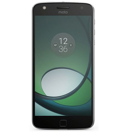 Motorola Moto Z Play Single SIM Čierno-strieborný - Trieda C