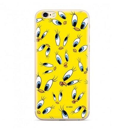 Warner Bros Tweety 006 Zadní Kryt Yellow pro Xiaomi A2 Lite