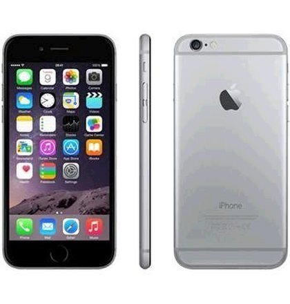 Apple iPhone 6 64GB Space Gray - Trieda B