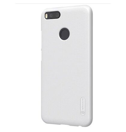 Nillkin Super Frosted Zadní Kryt White pro Xiaomi Mi A1