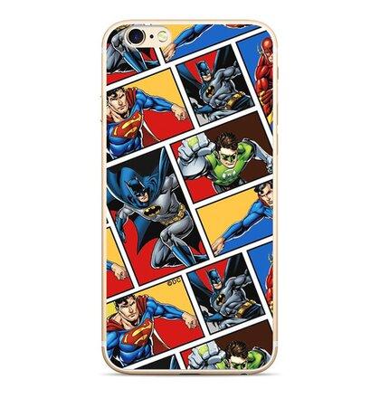 DC League of Justice Zadní Kryt 001 Multicolor pro iPhone 7/8