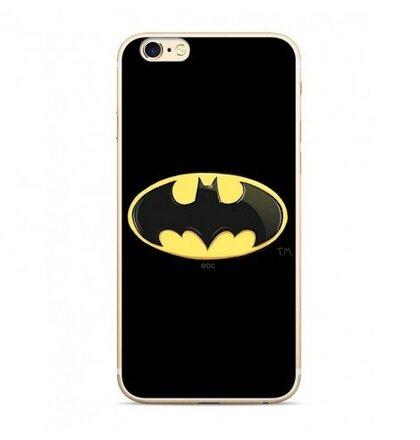 Warner Bros Batman 023 Zadní Kryt Black pro Xiaomi A2 Lite