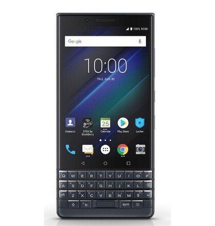 BlackBerry KEY2 LE 4GB/64GB Dual SIM Čierny