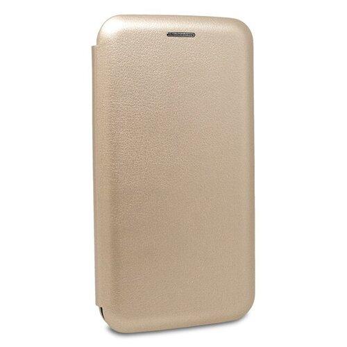 Puzdro Elegance Book Samsung Galaxy A6+ A605 - zlaté