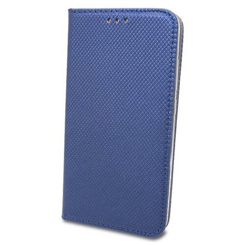 Puzdro Smart Book Samsung Galaxy S5 G900/S5 Neo G903 - modré