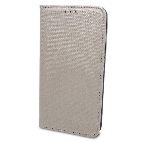 Puzdro Smart Book Motorola Moto C Plus - zlaté