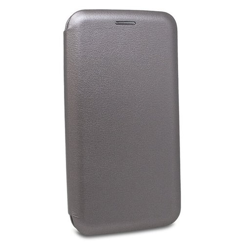 Puzdro Elegance Book Samsung Galaxy A8 A530 - sivé
