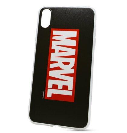 Puzdro Marvel TPU iPhone XS Max Marvel vzor 001 (licencia)