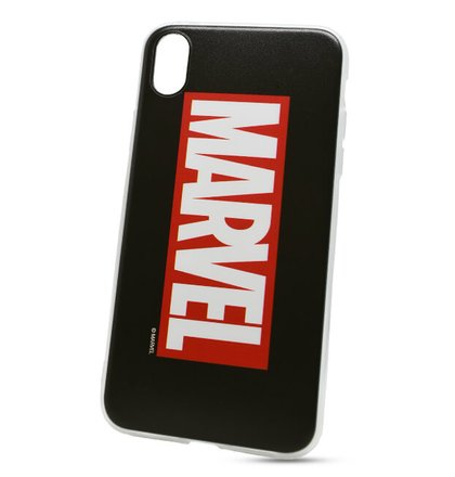 Puzdro Marvel TPU iPhone XR Marvel vzor 001 (licencia)