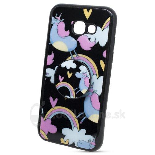 Puzdro Pop Samsung Galaxy A5 A520 2017- Jednorožec, dúha