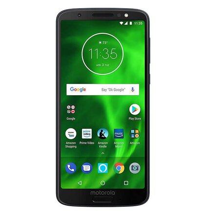 Motorola Moto G6 3GB/32GB Single SIM Modrý