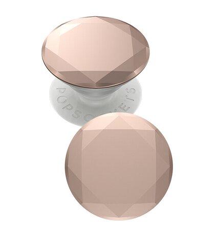 Original PopSocket Rose Gold Metallic Diamond
