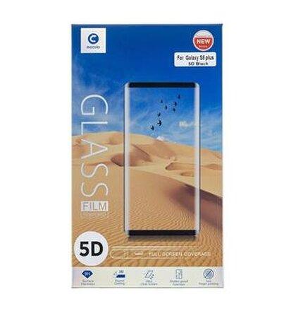 Mocolo 3D CV Tvrzené Sklo Clear pro Samsung G955 Galaxy S8 Plus