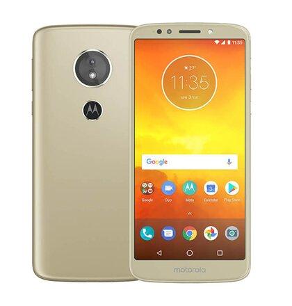 Motorola Moto E5 Dual SIM, Zlatý - SK distribúcia