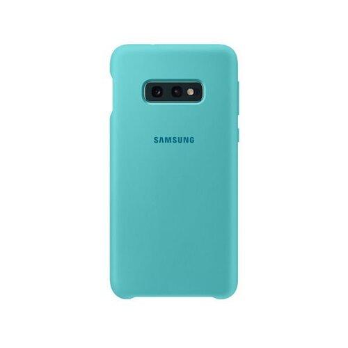 EF-PG970TGE Samsung Silicone Cover Green pro G970 Galaxy S10e (EU Blister)