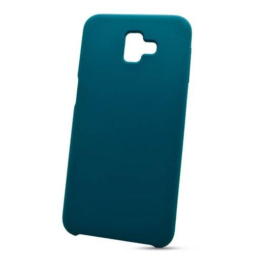 Puzdro Liquid TPU Samsung Galaxy J6+ J610 - modré