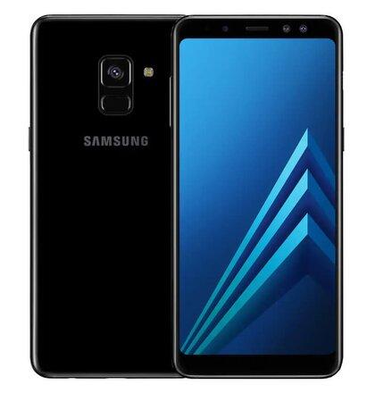 Samsung Galaxy A8 2018 A530 Dual SIM, Čierny - SK distribúcia