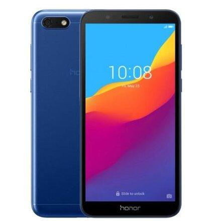 Honor 7S 2GB/16GB Dual SIM Modrý