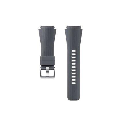 ET-YSU80MJE Samsung Watch 22mm Silikonový Řemínek Grey (EU Blister)