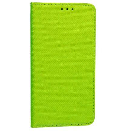 Puzdro Fancy Book Huawei Mate 20 Lite - limetkové