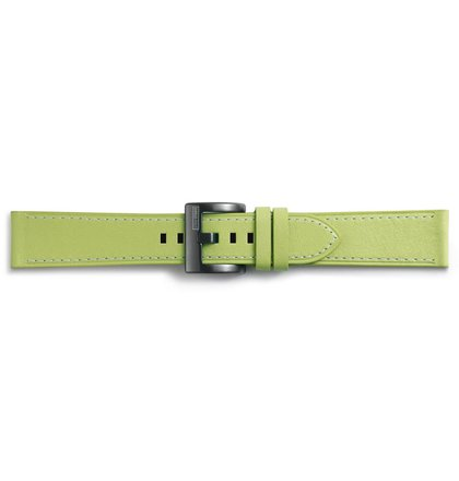 GP-R600BREEBAE Samsung Gear Sport Classic Leather Strap Olive Green (EU Blister)