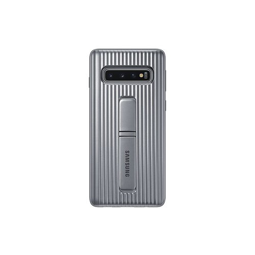 EF-RG973CSE Samsung Standing Cover Silver pro G973 Galaxy S10 (EU Blister)