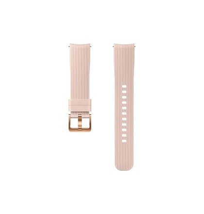 ET-YSU81MPE Samsung Watch Silikonový Řemínek 20mm Pink (EU Blister)
