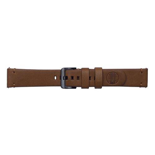 Samsung Watch GP-R815BREEAAB Braloba Essex Small Náhradný náramok Hnedý