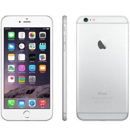Apple iPhone 6 Plus 16GB Silver - Trieda C