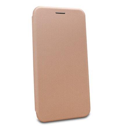 Puzdro Viva Elegance Book Xiaomi Redmi 6A - ružovo-zlaté