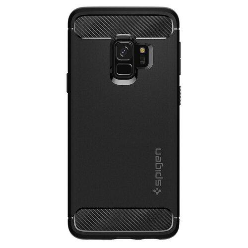 Puzdro Spigen Rugged Armor Samsung Galaxy S9 G960