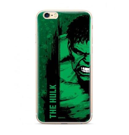 MARVEL Hulk 001 Zadní Kryt pro Xiaomi Mi A2 Lite Green