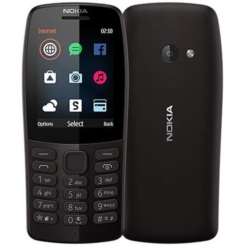 Nokia 210 Dual SIM, Čierny - SK distribúcia
