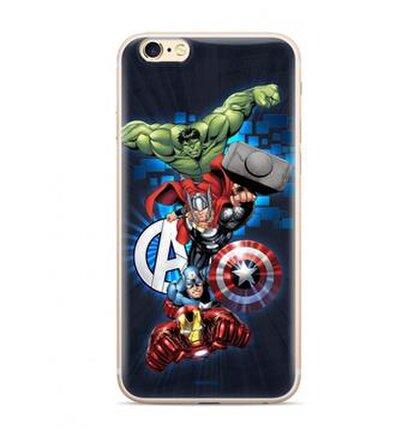 MARVEL Avengers 001 Zadní Kryt pro Xiaomi Mi A2 Lite Dark Blue