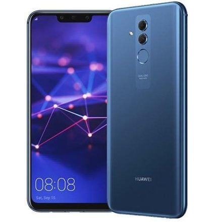 Huawei Mate 20 Lite Single SIM Modrý