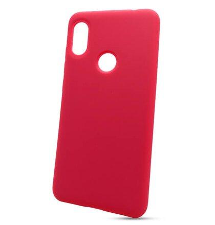 Puzdro Liquid TPU Xiaomi Note 6 Pro - ružové