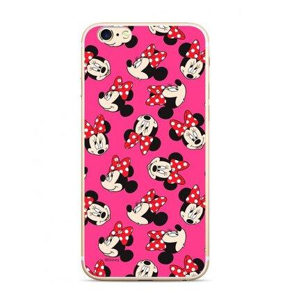 Disney Minnie 019 Back Cover pro Huawei P20 Lite Pink