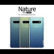 Nillkin Nature TPU Pouzdro pro Samsung Galaxy S10+ Tawny